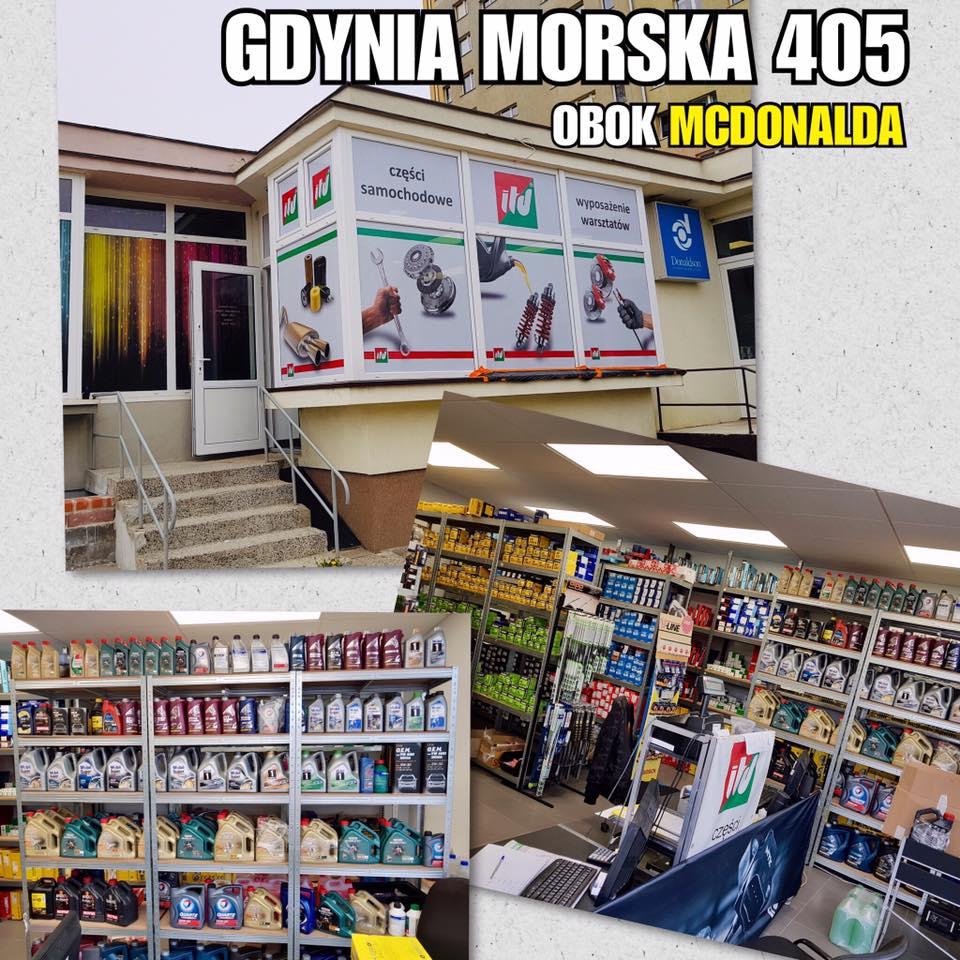 Zmiana lokalizacji fili Gdynia !