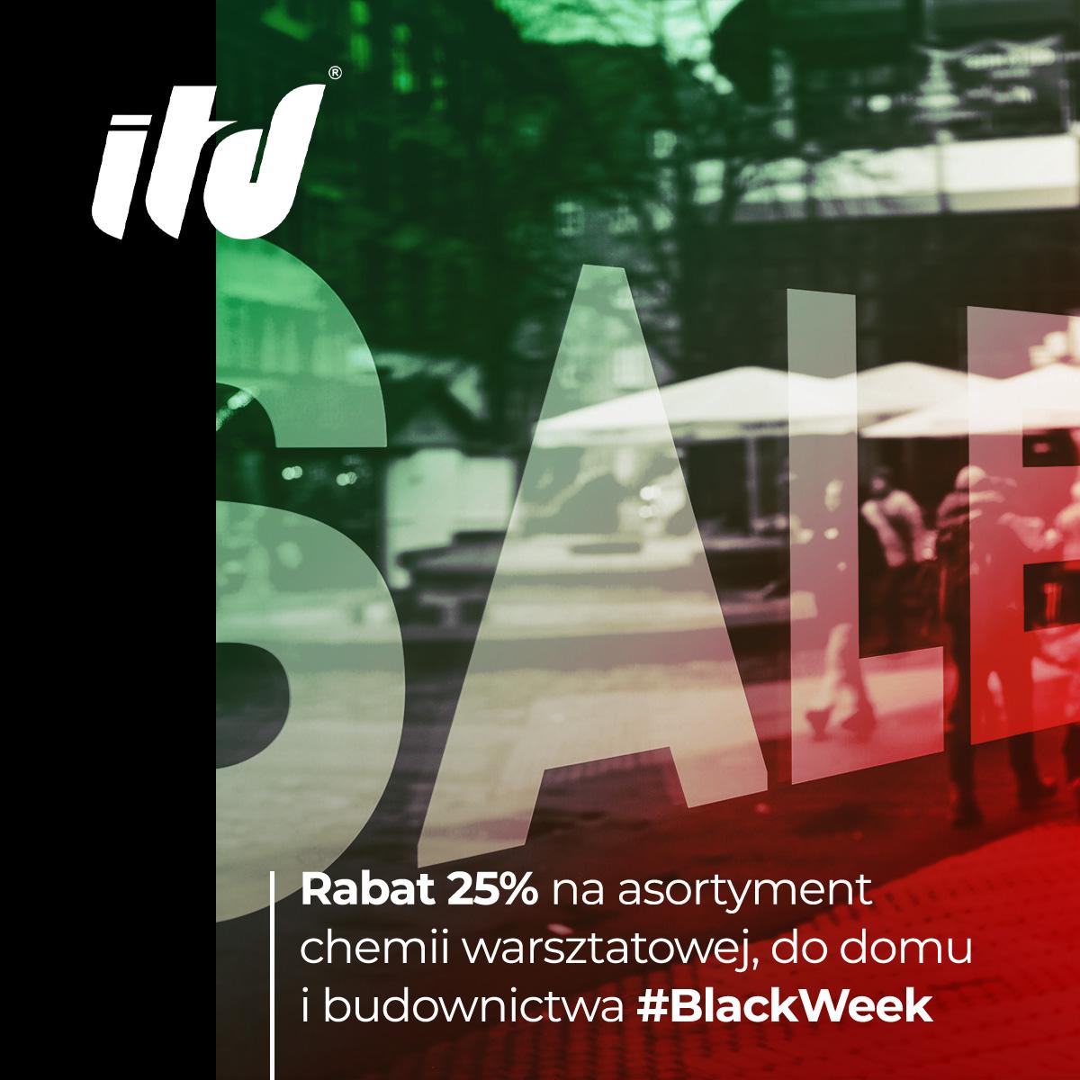 Zapraszamy na BLACK WEEK !!
